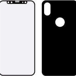Mobilize 49642 Edge-To-Edge Glass Front and Back Screenprotector Apple iPhone X
