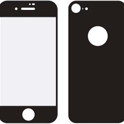 Mobilize 24038 Edge-To-Edge Glass Front and Back Screenprotector Apple iPhone 8