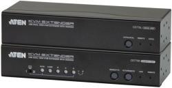 Aten CE775 KVM Extender Dual View, USB, Audio, RS232 300 m
