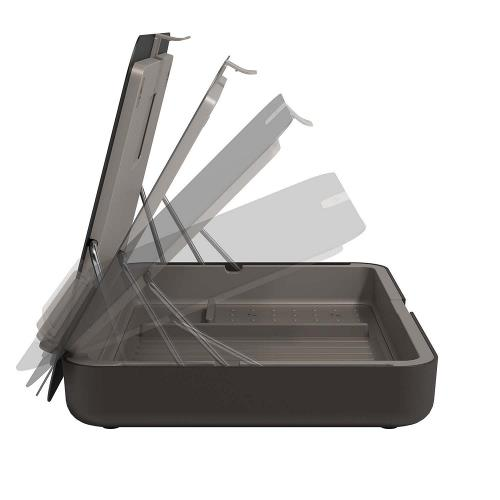 Dataflex 45.903 Addit Bento Standaard & Opberglade 903 6 kg Zwart