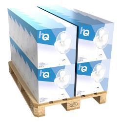 HQ FN09P Tafelventilator 23 cm 22 W Plastic Wit
