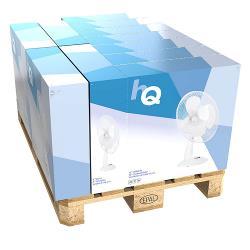 HQ FN16P Tafelventilator 40 cm 45 W Plastic Wit