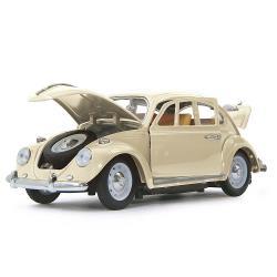 Jamara 405111 R/C-Auto VW Beatle 1:18 Wit