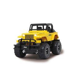 Jamara 405124 R/C Jeep Wrangler Rubicon 1:18 Geel