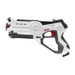 Jamara 410065 Lasergevecht-Set Bug Hunt Wit/Oranje