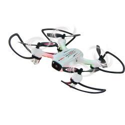 Jamara 422029 R/C-Drone 120° WideAngle Altitude 4+8 Kanaals 2.4 GHz Control Wit