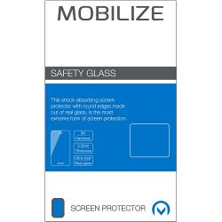 Mobilize 49950 Smartphone Safety Glass Screen Protector Samsung Galaxy A8 2018 Clear