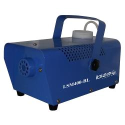 Ibiza Light LSM400LED-BLU Mini rookmachine 400w (0)