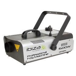 Ibiza Light LSM1500PRO Professionele programmeerbare rookmachine met dmx - 1500w (0)