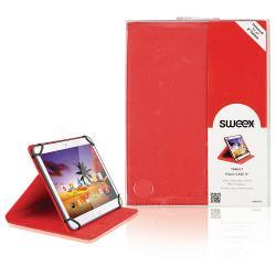 "Sweex SA322V2 Tablet Folio-case 8"" / Universeel Rood"