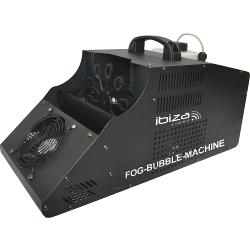 Ibiza Light FOG-BUBBLE-MACHINE 3-in-1 bellenblaas & rookmachine (0)