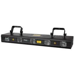 Ibiza Light LAS560RGBYP-5 5-lens rgbgp laser met dmx 560mw (0)