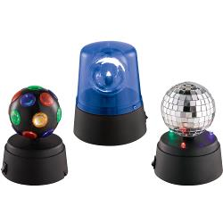 Ibiza Light LIGHTY-PARTY Set van 3 mini led licht effecten (0)