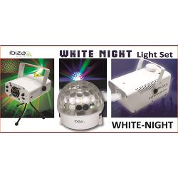 Ibiza Light WHITE NIGHT Lichteffect set 'white night' (0)