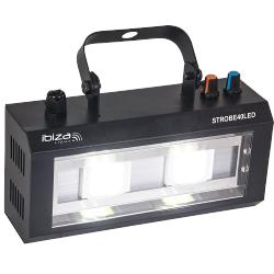 Ibiza Light STROBE40LED Led strobe 2 x 20w (0)