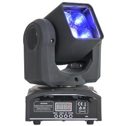 Ibiza Light LMH410Z Mini beam rgbw led moving head met zoom 10-60° (1)