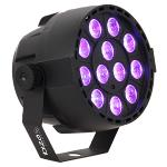 Ibiza Light PAR-MINI-UV Mini par 12x2w uv, dmx (1)