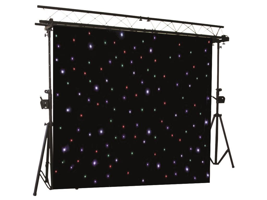 Led Gordijn Kopen : Ibiza light led curtain opt uitbreiding voor led gordijn met tas