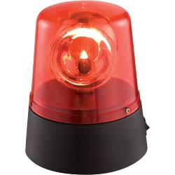 Ibiza Light JDL008R-LED Led zwaailicht - rood (1)