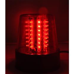 Ibiza Light JDL010R-LED Led zwaailicht xl - rood (1)