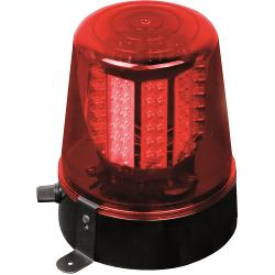 Ibiza Light JDL010R-LED Led zwaailicht xl - rood (2)