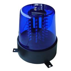 Ibiza Light JDL010B-LED Led zwaailicht xl - blauw (1)