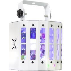 Ibiza Light DERBY-LAS Dmx-bestuurd, gecombineerd derby + rg laser licht effect (1)