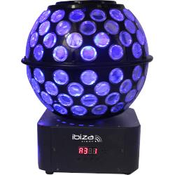 Ibiza Light STARBALL-GB Dubbel rgbw licht effect (1)