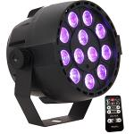 Ibiza Light PAR-MINI-RGB3 Par can 12x3w 3-in-1 rgb led (1)