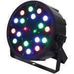Ibiza Light LEDPAR-LAS Led par projector met rood-groene laser (1)