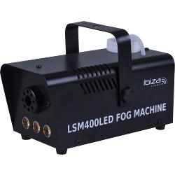 Ibiza Light Lsm400led-bk mini rookmachine