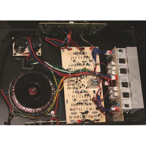 Ibiza Sound AMP600-WH Versterker 2 x 480w - wit (3)