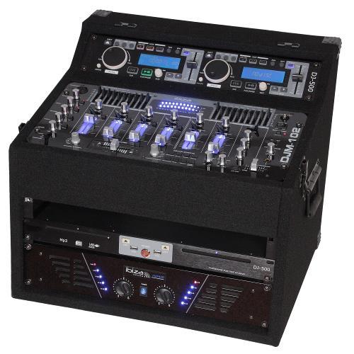 Ibiza Sound DJ1000MKII Actief dj station 2x480w (1)