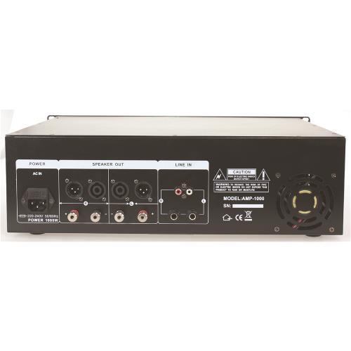 Ibiza Sound AMP300 Disco versterker 2 x 240w (2)