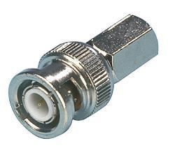 BNC-001 Rechte BNC plug