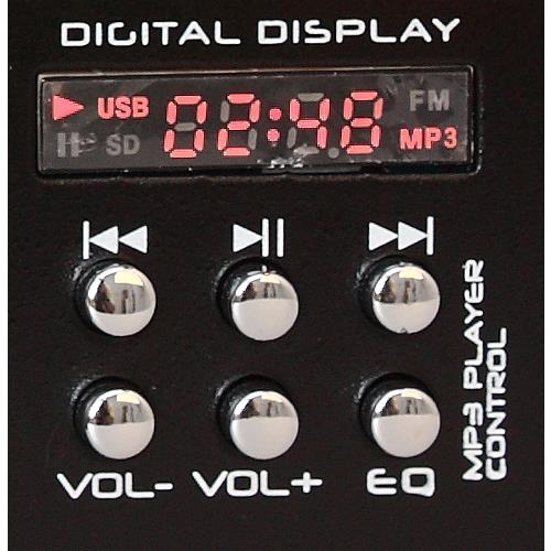 Ibiza Sound DJ21USB-MKII 4-kanalen / 7-ingangen mengpaneel + usb (3)