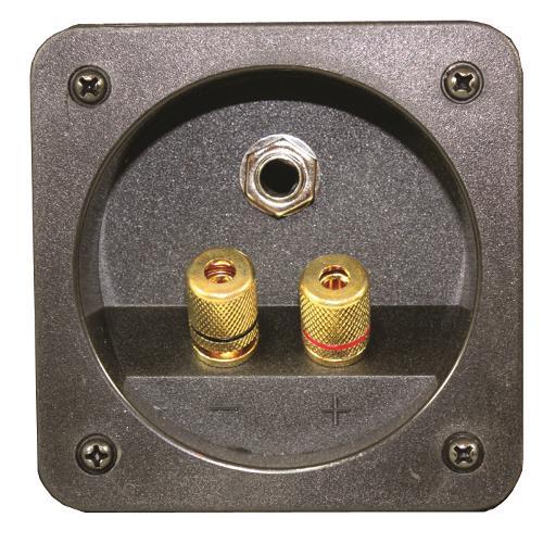 Ibiza Sound DISCO8B Trapezvormige 3-weg luidsprekerbox 20cm (2)