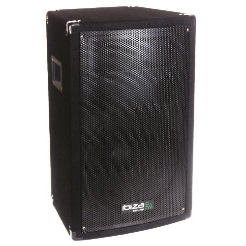Ibiza Sound DISCO10B Trapezevormige 3-weg luidsprekerbox 25cm (1)