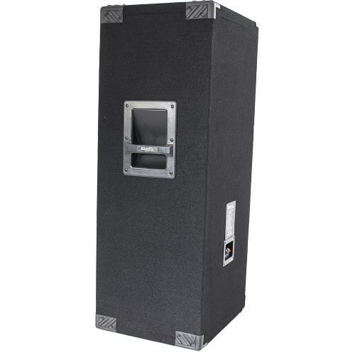 "Ibiza Sound STAR215 3-way disco column speakers 2 x 15""/38cm - 1000w (3)"