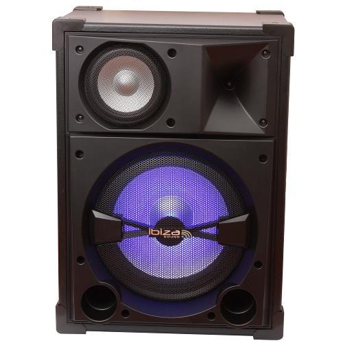 """Ibiza Sound SPL12 3-weg disco box 12""""/30cm - 600w (1)"""