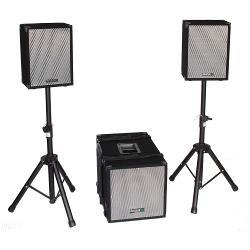 Ibiza Sound CUBE1208 Full 2.1 actief luidsprekersysteem (1)
