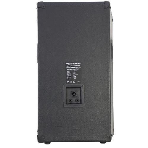 "Ibiza Sound X-LED12 3-weg disco box 12""/30cm 600w (3)"