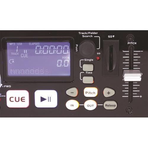 Ibiza Sound IDJ2 Dubbele usb/sd controller met scratch (4)