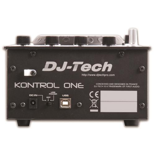 DJ Tech KONTROLONE Dj midi kontrol-one - controller (2)