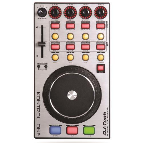 DJ Tech KONTROLONE Dj midi kontrol-one - controller (3)