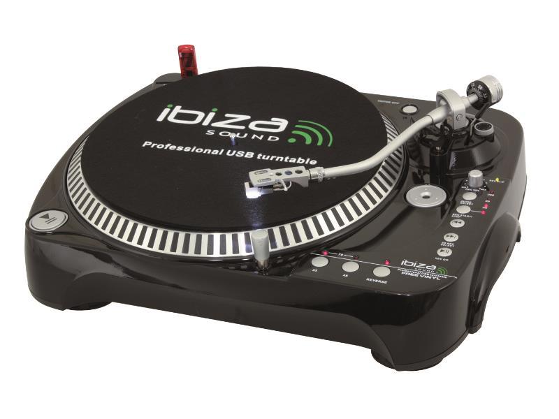 Ibiza Sound FREEVINYL Draaitafel met usb/sd registreerapparaat (1)