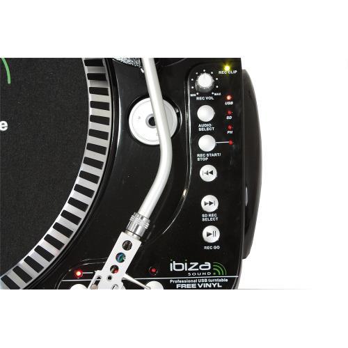 Ibiza Sound FREEVINYL Draaitafel met usb/sd registreerapparaat (2)