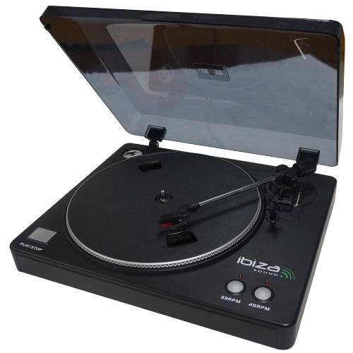 Ibiza Sound LP200 Usb draaitafel (1)