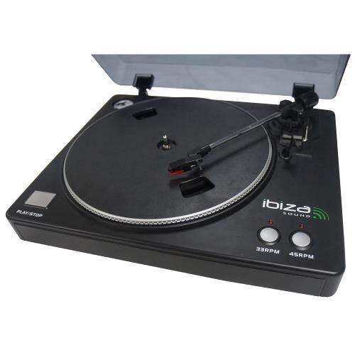 Ibiza Sound LP200 Usb draaitafel (3)