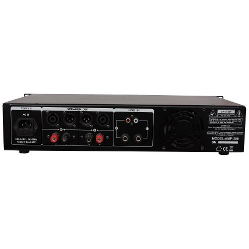Ibiza Sound AMP300USB-BT Disco versterker met lijn ingang, usb & bluetooth 2 x 240w (2)